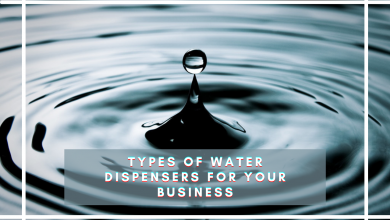 Photo of Types of Water Dispensers for Your Business