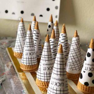 custom cone sleeves