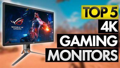 Photo of Best 4k Gaming Monitors 2021