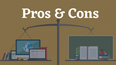 Photo of The Pros and Cons of Online Classes