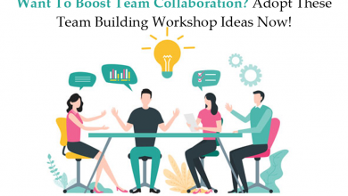 Photo of Want To Boost Team Collaboration? Adopt These Team Building Workshop Ideas Now!