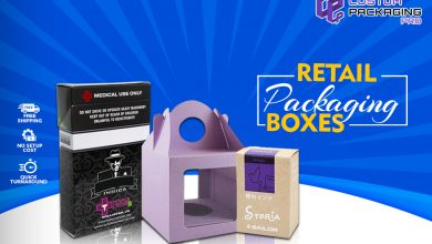 Photo of Show Brilliant Quality Product in Retail Packaging Boxes