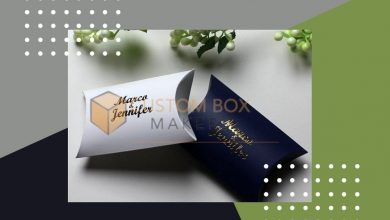 Photo of Use Custom Kraft Pillow Boxes as a Way to Commercialize