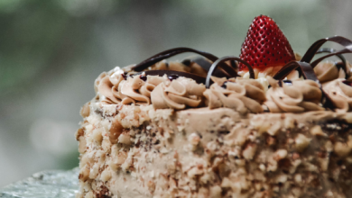 Photo of Why is it beneficial for ordering cake online?