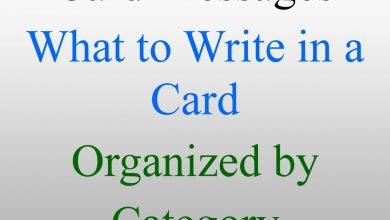 Photo of what to write in greeting cards