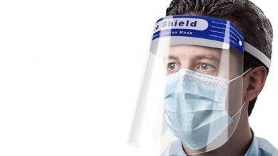 Photo of Protective Face Shield   Full Face Shield   Penguin health