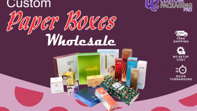 Photo of Custom Paper Boxes Wholesale – Limited And Unlimited Orders