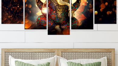 Photo of Adorn your House or Office with Good-Looking Panel Wall Paintings!