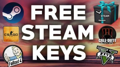 Photo of Free Steam Keys Website