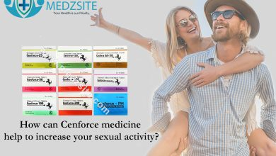 Photo of How can Cenforce medicine help to increase your sexual activity?