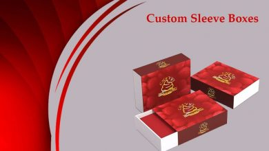 Photo of Get Custom Sleeve Boxes Wholesale at Urgent Boxes