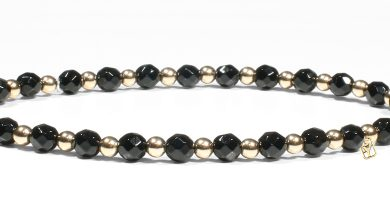 Photo of Why Do People Like To Buy And Gift Religious Black Onyx Cross Bracelet?