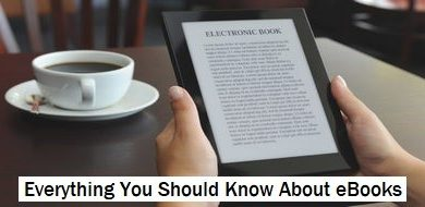 Photo of What Can An eBook Be About?